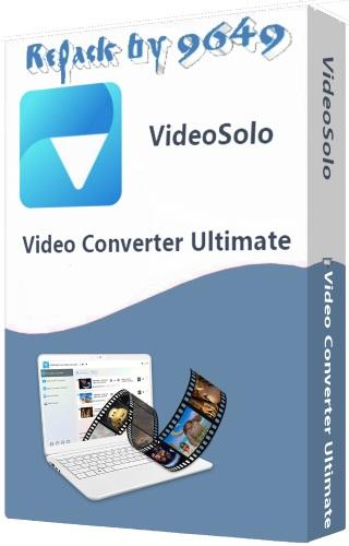 VideoSolo Video Converter Ultimate 1.0.26 RePack & Portable by 9649