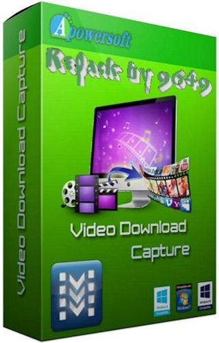 Apowersoft Video Download Capture 6.4.7 [147.9 MB]