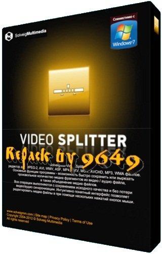SolveigMM Video Splitter 7.6.2102.25 RePack & Portable by 9649