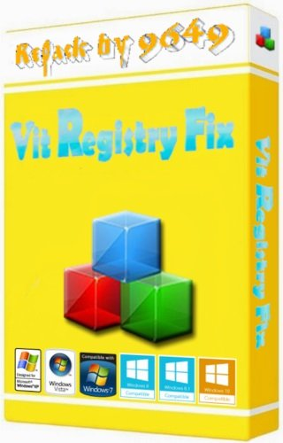 Vit Registry Fix 14.4.0 RePack & Portable by 9649