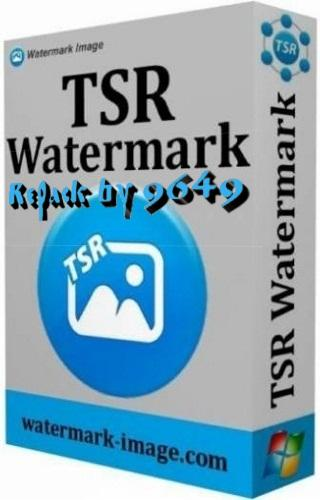 TSR Watermark Image 3.6.0.4 RePack & Portable by 9649