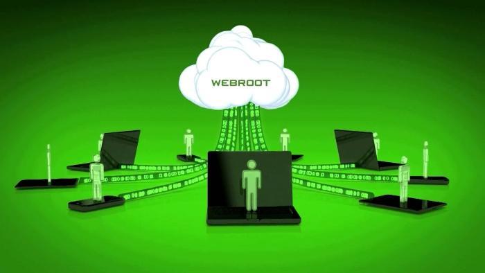 Справочная информация о компании Webroot
