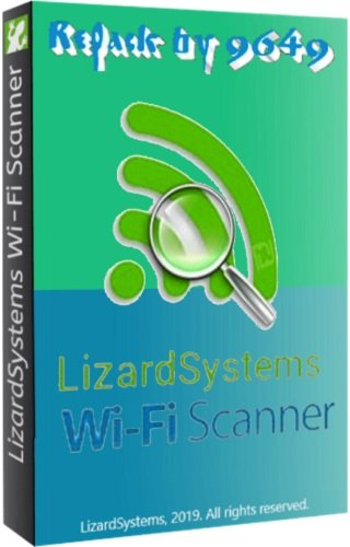 Wi-Fi Scanner 21.05 RePack & Portable by 9649