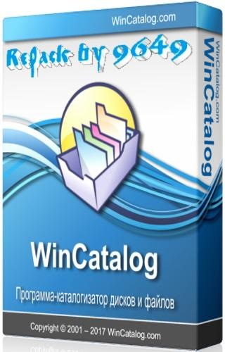 WinCatalog 2018 18.3.0.1121 RePack & Portable by 9649