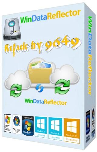 WinDataReflector 2.7.1 RePack & Portable by 9649