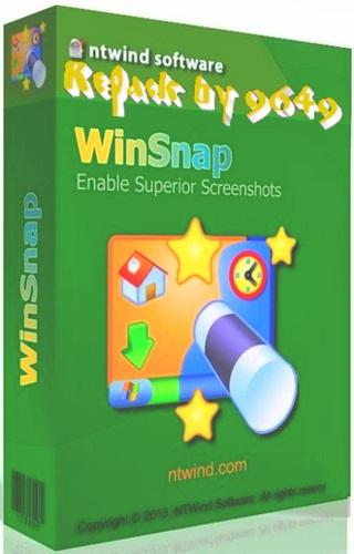 WinSnap 5.0.8 RePack & Portable by 9649