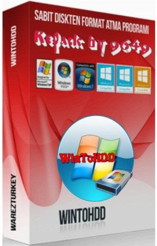 WinToHDD 5.0 RePack & Portable by 9649