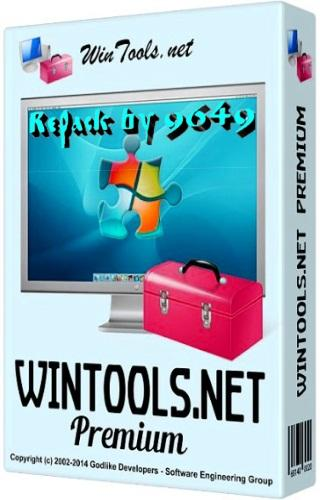 WinTools.net Premium 19.0 RePack & Portable by 9649