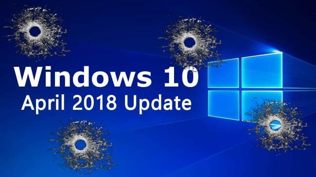 У Windows 10 April 2018 Update траблы со шрифтами в проводнике