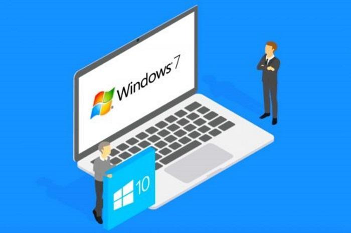 Поддержка Windows 7 официально завершилась