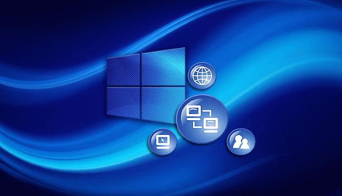 Запускаем сетевое обнаружение в Windows 10