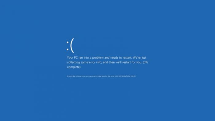 Устраняем ошибку 0xc0000225 при загрузке Windows 10