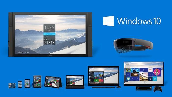 Обзор редакций Windows 10