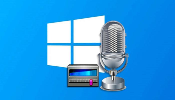 Повышаем громкость микрофона в Windows 10