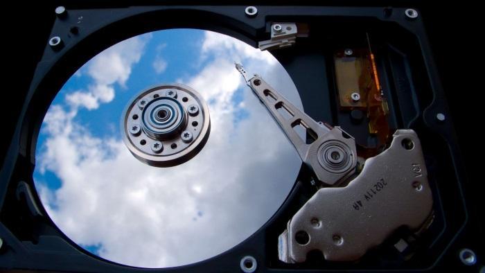 Удаление виртуального диска в Windows 10