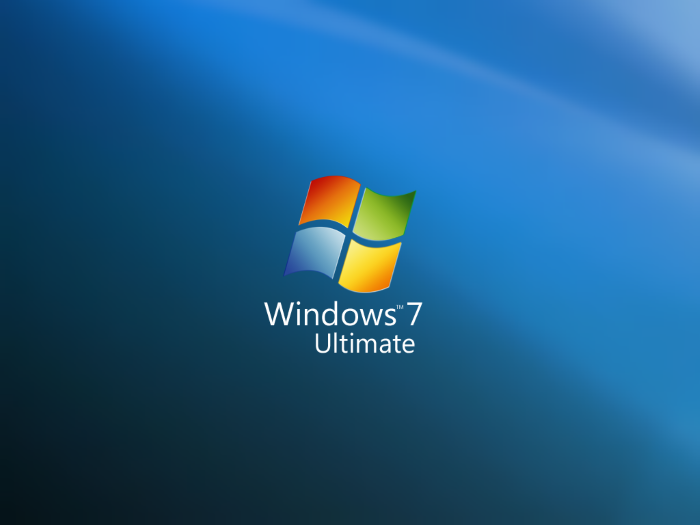 Ускоряем Windows 7 Максимальная