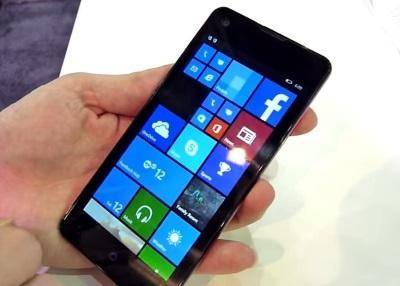 Производитель Windows Phone может вернуться к Windows 10 Mobile Device