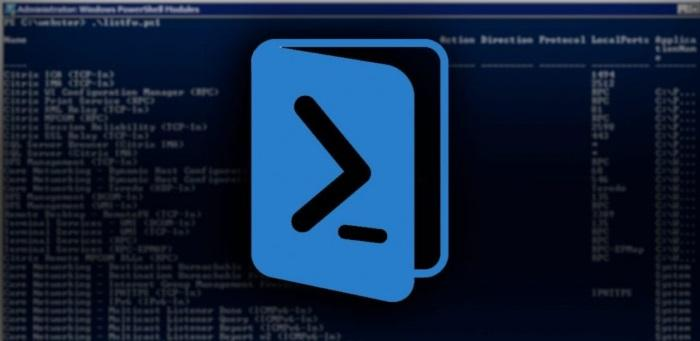 Как запустить Windows PowerShell в Windows 10
