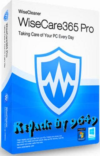 Wise Care 365 Pro 5.1.8 RePack & Portable by 9649
