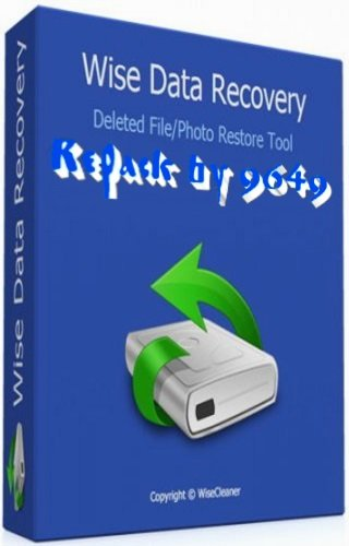 Wise Data Recovery 5.1.7 RePack & Portable by 9649