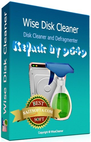 Wise Disk Cleaner 10.4.3 RePack & Portable by 9649