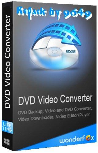 WonderFox DVD Video Converter 23.3 RePack & Portable by 9649