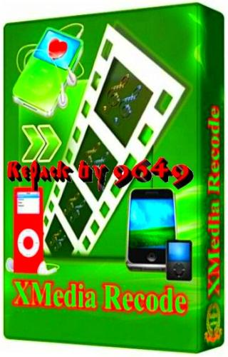 XMedia Recode 3.4.7.3 RePack & Portable by 9649