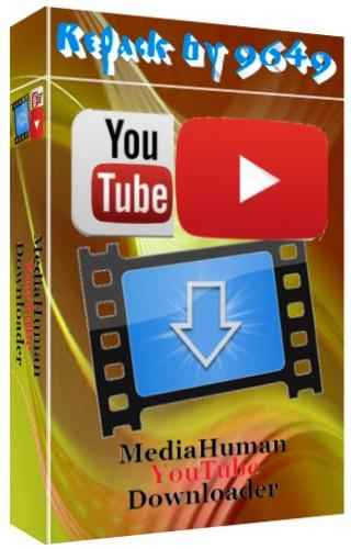 MediaHuman YouTube Downloader 3.9.9.7 RePack & Portable by 9649