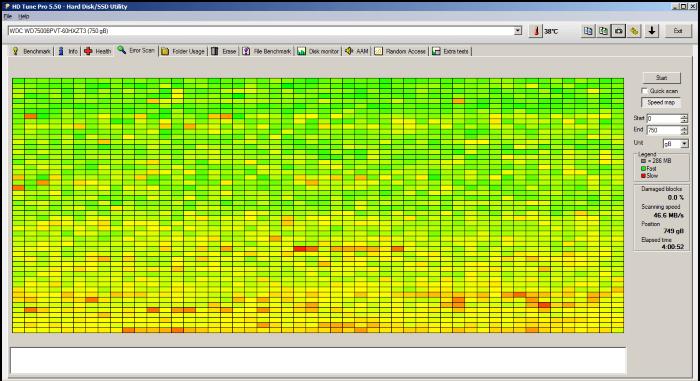 Обзор ПО для проверки жесткого диска на битые сектора