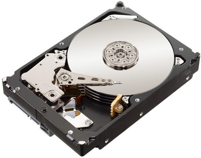 Жёсткий диск и его устройство
