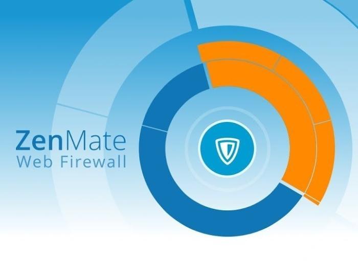 ZenMate Web Firewall для защиты пользователя