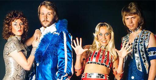 На «Эльдорадио» День с Легендой: ABBA - Новости радио OnAir.ru