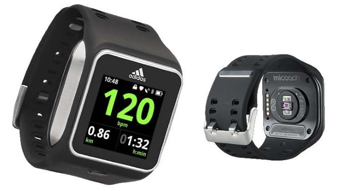 Часы от Adidas работающие на Android