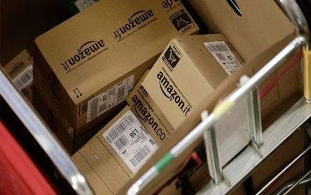 Доставка покупок с Amazon.com