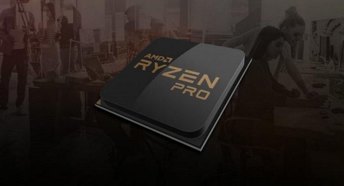 AMD запускает процессоры Athlon Pro и Ryzen Pro
