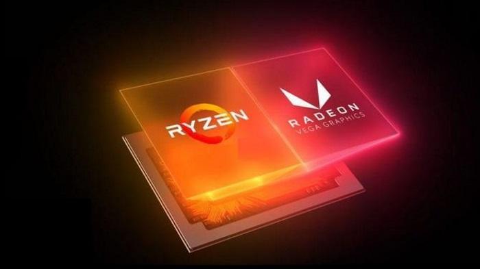 AMD Ryzen 5 3550U с улучшенной графикой Vega 9