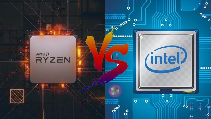 AMD или Intel 2021: кто выпускает лучшие процессоры?