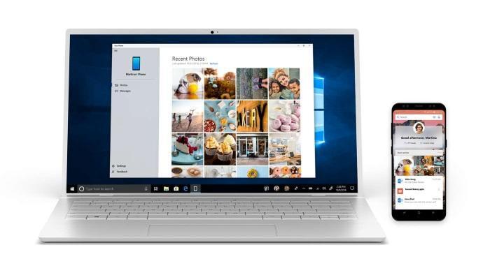Отображаем телефон с Android на Windows 10