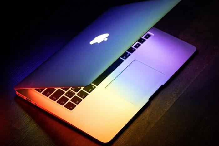 Ноутбуки Mac с процессорами Apple