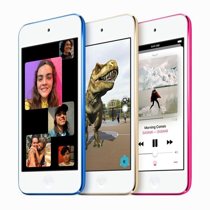Новый iPod Touch с поддержкой групп FaceTime на базе чипа A10 Fusion