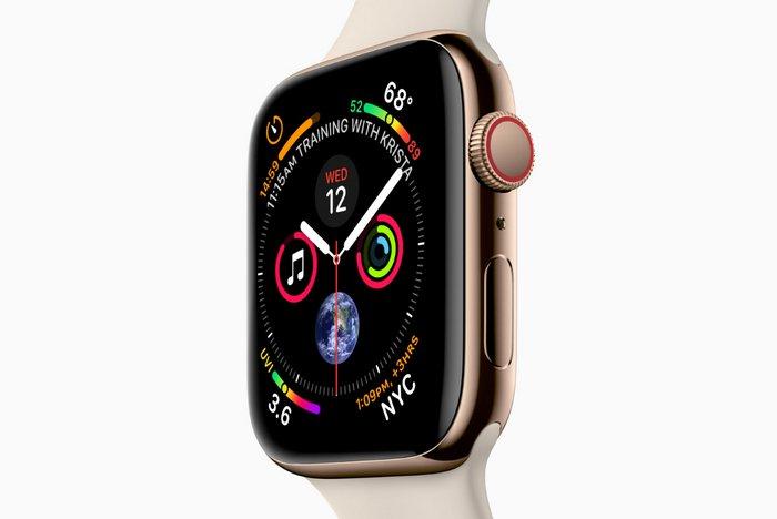 Apple анонсировала улучшенные Apple Watch