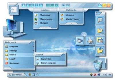 5 альтернативных оболочек рабочего стола Windows 7