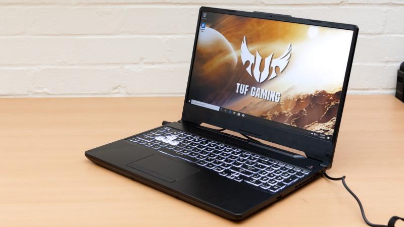 Обзор и тестирование ноутбука ASUS TUF Gaming A15