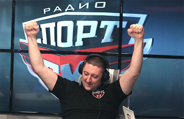 Евгений Друзь выиграл красную машину на «Спорт FM» - Новости радио OnAir.ru