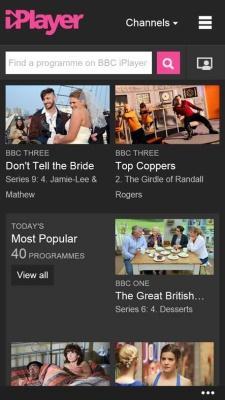 BBC удаляет приложение Iplayer для Windows Phone