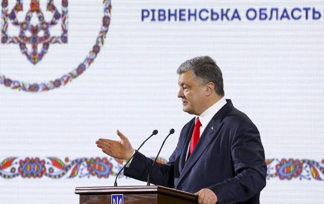 Президент про ефективність співпраці з Євросоюзом на регіональному рівні: Частка ЄС в експорті Рівненської області вже складає 78%