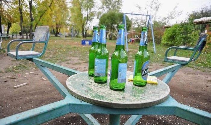 В каких местах запрещено употребление алкоголя? Предусмотрена ли ответственность за нарушение запрета?