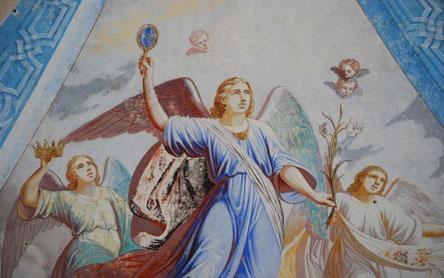 Небесные Ангельские чины.