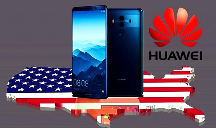 Google запрещает Huawei использовать Android, Google Play, Gmail, другие сервисы