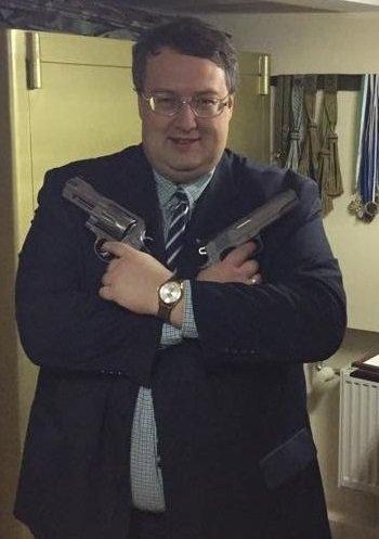 Каждую годовщину Майдана российские спецслужбы пытаются использовать для провокаций, - Геращенко - Цензор.НЕТ 7629